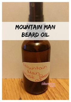 These 11 natural beard oil recipes can be made at home with basic ingredients, and will keep harsh chemicals away from your (or from your husband's) skin. Diy Beard Oil, Beard Oil And Balm, Beard Balm, Homemade Beard Oil, Best Beard Oil, Essential Oil Blends, Essential Oils, Natural Beard Oil, Beard Tips