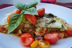 #Raw #Vegan Lasagna!