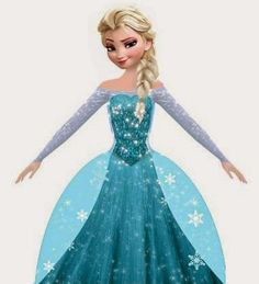 Free Printable Dress Shaped Box for a Frozen birthday party. This site has tons of freebies.