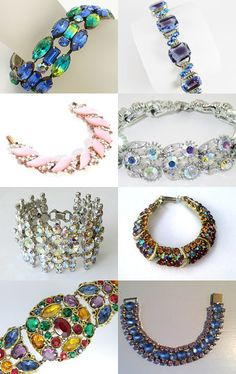 Yummy Arm Candy! by Dena on Etsy--Pinned with TreasuryPin.com