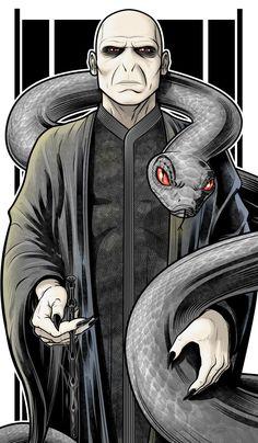 Voldemort by Thuddleston.devia… on Voldemort por Thuddleston. Harry Potter Voldemort, Lord Voldemort, Harry Potter Anime, Harry Potter Fan Art, Fans D'harry Potter, Mundo Harry Potter, Images Harry Potter, Harry Potter Tattoos, Harry Potter Drawings