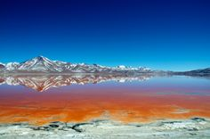 #Laguna Colorada in the morning #Bolivia #landscape by Paolo Lucciola on 500px