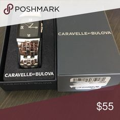 Carvelle by bulova men's watch! Brand new Brand new caravelle by bulova men's watch from Macy's. Offers welcome Accessories Watches