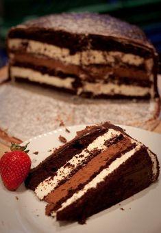 Chocolate indulgence cake recipe