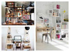 45 Ιδέες για εμπνευσμένα γραφεία στο σπίτι