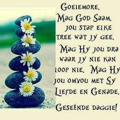 The Organic Gardening Good Morning Gorgeous, Good Morning Good Night, Good Morning Wishes, Greetings For The Day, Evening Greetings, Afrikaanse Quotes, Goeie Nag, Goeie More, Special Quotes