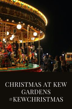 Christmas at Kew Gardens #KewChristmas - Shy, Strange, Manic Kew Gardens Christmas, Winter Fairy, Things To Do In London, Garden S, Ireland, Irish