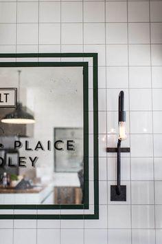 New Kerbisher & Malt Richmond London Cosy Interior, Retail Interior, Decor Interior Design, Restaurant Concept, Cafe Restaurant, Restaurant Design, Richmond London, Fish And Chip Shop, Boy Girl Room