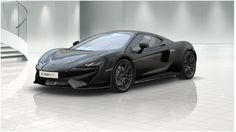 I've created my McLaren 570GT using the McLaren Configurator.