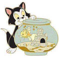 Pinocchio - Figaro and Cleo