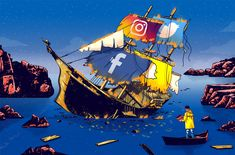 """They exploit our data and make us unhappy. They spread misinformation and undermine democracy. Is salvation possible for social networks?""""..Facebook nie może przestać zarabiać na naszych danych osobowych z tego samego powodu, dla którego Starbucks nie może przestać sprzedawać kawy - to serce przedsiębiorstwa..."""""""