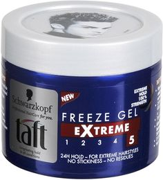 Extra hair gel in case of shitty weather fucking up my hair.
