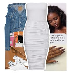 Designer Clothes, Shoes & Bags for Women Fashion 101, Teen Fashion Outfits, Dope Fashion, Outfits For Teens, Girl Outfits, Gothic Fashion, Cute Swag Outfits, Dressy Outfits, Spring Outfits