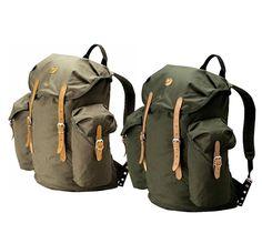 Fjallraven Vintage 20 Litre Backpacks #fashion #apparel