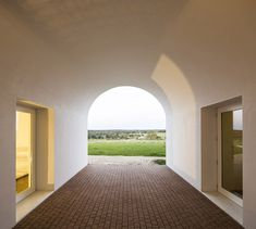 Holiday home of the week: a modern retreat in Portugal by Manuel Aires Mateus - The Spaces Residential Architecture, Landscape Architecture, Interior Architecture, Architecture Tools, Minimalist Architecture, Contemporary Architecture, Huge Windows, Portuguese, Outdoor Living
