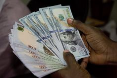 Exchange Rate Foreign Newspaper News Agency Nigeria Hunts