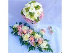 Svatební kolekce ke kytici 11 Floral Wreath, Wreaths, Decor, Floral Crown, Decoration, Door Wreaths, Deco Mesh Wreaths, Decorating, Floral Arrangements