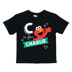 The Official PBS KIDS Shop | Sesame Street Elmo Chalkboard Black T-Shirt - Toddler Clothes - Clothing  Nolan's 3rd birthday!