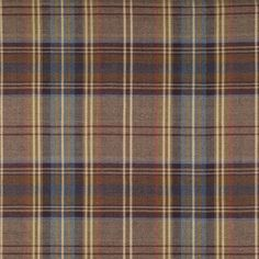 Brookhill Plaid Birch by Ralph Lauren is a lovely plaid and check  multipurpose décor fabric. 4d5f2cb1359