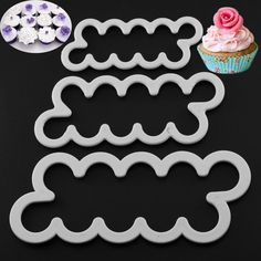 Cake Molds Cartoon Fondant Mould Cake Making Expression Mold Tool Excellent In Cushion Effect Kitchen,dining & Bar