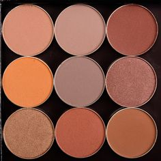 Makeup Geek Eyeshadows There are nine new Makeup Geek Eyeshadows ($6.00 for 0.064 oz.) for fall! As you might expect, I am buried under holiday palette and