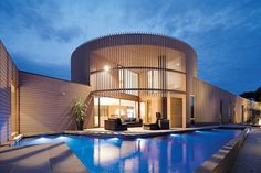 Henley Street by Jackson Clements Burrows Architects