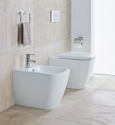 duravit happy d bathroom furniture. duravit - bathroom design series: happy d. washbasins, toilets, bidets, tubs and bath room furniture from duravit. d