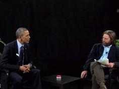 VIRAL VIDEO: President Obama On Zack Galifianakis' Internet Talk Show: Funny And Awkward