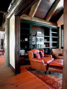 Catlin 38 Bachelor Gulch - Traditional - Home Office - denver - by TAB ASSOCIATES INC