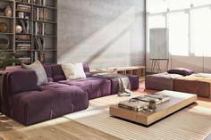 Ideas decoración salón 24 diseños modernos