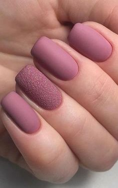 30 Fabulous Matte Nails Design for Short Nails, # for 20 Bold Purple Nails Designs That To Rock This Summer Chic Nail Art, Chic Nails, Stylish Nails, Trendy Nails, Short Nail Designs, Nail Art Designs, Nails Design, Purple Nails, Matte Nails