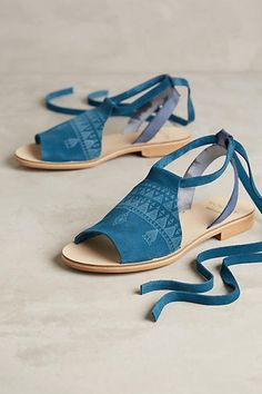 Howsty Habid Sandals - anthropologie.com