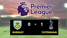 In the Premier League Tottenham Hotspur team won the match against Burnley Football Club for 1-0 win. The South Korean player Son Heung-min's Header attack made a goal for spurs in the 76th minute and the team won the match by his leading performance. #PremierLeague #TottenhamHotspur #JamesTarkowski #ErikLamela #SonHeungmin