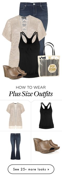 """Untitled #15778"" by nanette-253 on Polyvore featuring maurices, Verpass, Black Diamond, Kate Spade and See by Chloé"