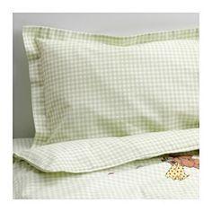 Baby Bettwäsche Ikea len decke für babybett weiß weiß 110x125 cm babyzimmer