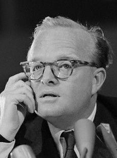 This is Truman Capote. Dill was based off of him.
