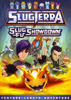 Eli learns new slug-slinging techniques as his quest to be the best continues in this feature length special based off the Disney series.