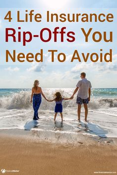 Anyone who has dependents needs life insurance. Unfortunately, the industry can be a shady one. There are many ways to get ripped off and pay for more coverage than you need. Educate yourself so you can get the right plan for your family.