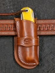 Cowboy Knife Holster for Jumbo Trapper