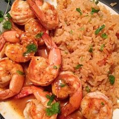 """Thai Spiced Barbecue Shrimp 