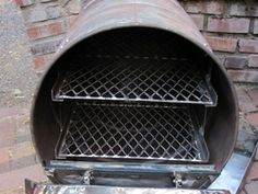 Dome masonry ovens, regardless of size or which end of the cost spectrum they sit, are inefficient when used infrequently—as they are in most home settings—since they operate by virtue of retained rather than direct (or continuous) heat. Enter the barrel oven...