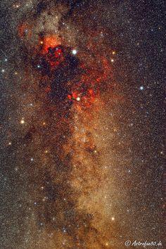 Constellation Cygnus | by astrofan80