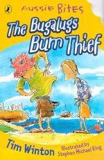 Book Cover:  Bugalugs Bum Thief: Aussie Bites, The