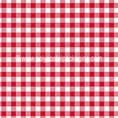 Red Gingham Tissue Wrapping Paper.  Machine Finished (MF) Luxury Grade Tissue Wrapping Paper.  100% recycled pulp fibres/100% recyclable content    All regular colors are beater dyed to guar...