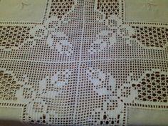 Crochet Doilies, Crochet Lace, Knit Edge, Fillet Crochet, Crochet Clothes, Crochet Projects, Diy And Crafts, Knitting, Doilies