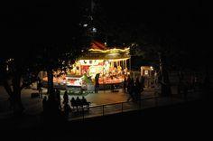 Carousel somewhere in London