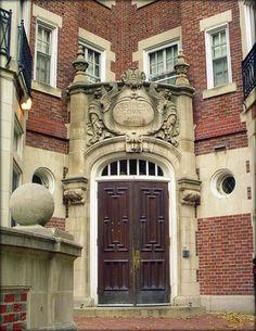 Westmorly Court (Adams House, Harvard University)