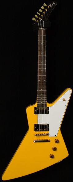 Limited Run 1958 Reissue Explorer VOS | Flying V and Explorer | Gibson Custom…