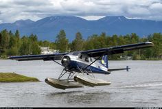 De Havilland Canada DHC-2 Beaver Mk1 N9877R (cn 1180)