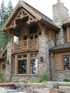 Deer Run Stone Projects traditional exterior